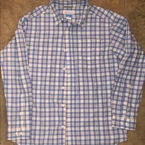 Columbia button down.  Never been worn but no tags